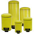 Color Double Pedal Trash Can Living Room Bedroom