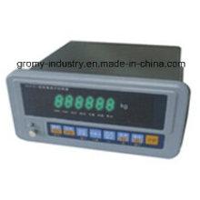 Indicador eletrônico de controle de pesagem digital Xk3101