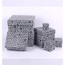 новый perrty дизайн cardborad печати бумажные коробки подарка