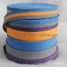 Прочный и экологически чистый окрашенный плетенка для конопли (HDW-1)