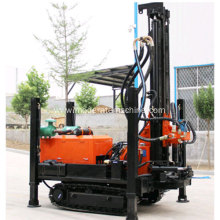 150m kaishan Pneumactic diesel water well drill rig