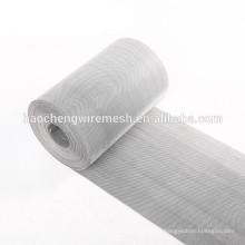 Malla 100 malla de malla de alambre estañado 200 micras para reducción de ruido