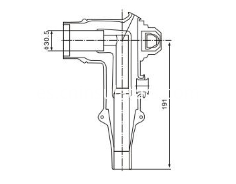 ellbow connector