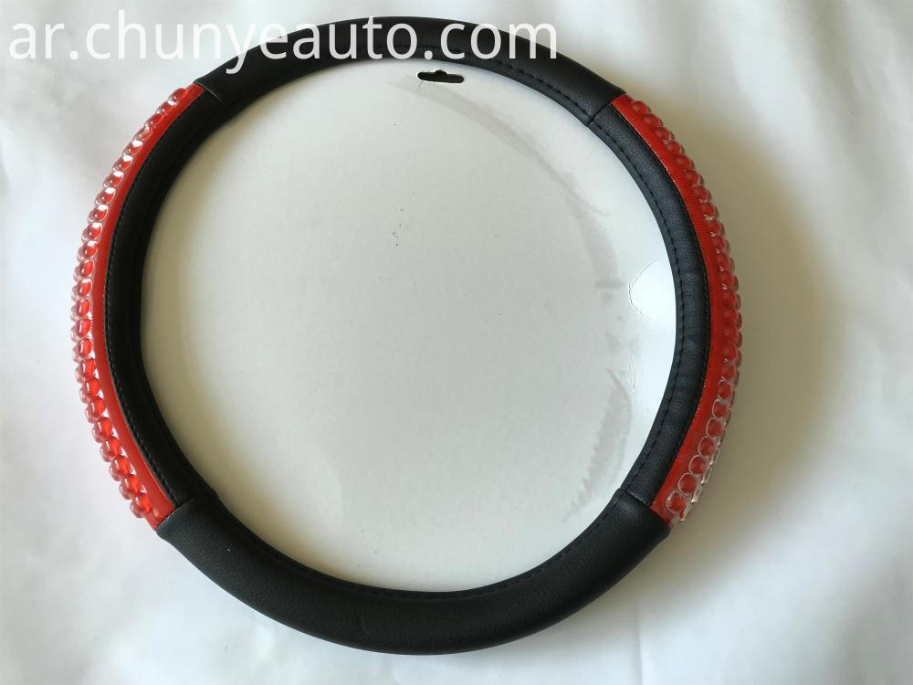 popular design steering wheel cover