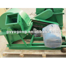 Maquinaria de alta eficiencia de Yugong Madera / trituradora de viruta de madera