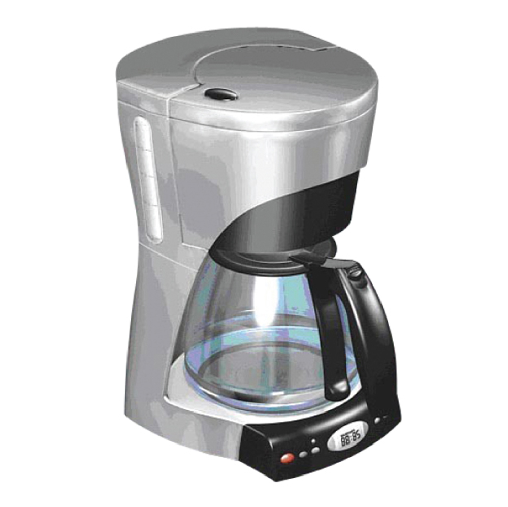 brew coffee maker with timer