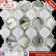 Rustikales Design Mosaikfliesen in Acryl für Hauswanddekoration