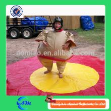 Combinaisons de lutte contre le sumo rembourrées en mousse gonflable pour les enfants