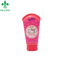 Kitty cartoon cosmetic girl tube label tube packaging container