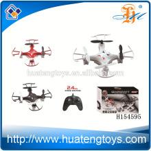 Neues Produkt 2.4G 4-Kanal Mini rc Quadrocopter Drones mit Gyro / Quadrocopter H154595