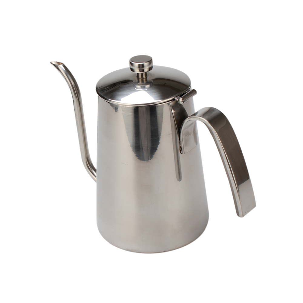Stainless Steel Long Handle Coffee Kettle