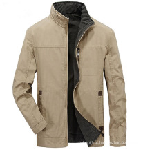 Jaqueta de lazer de alta qualidade personalizado