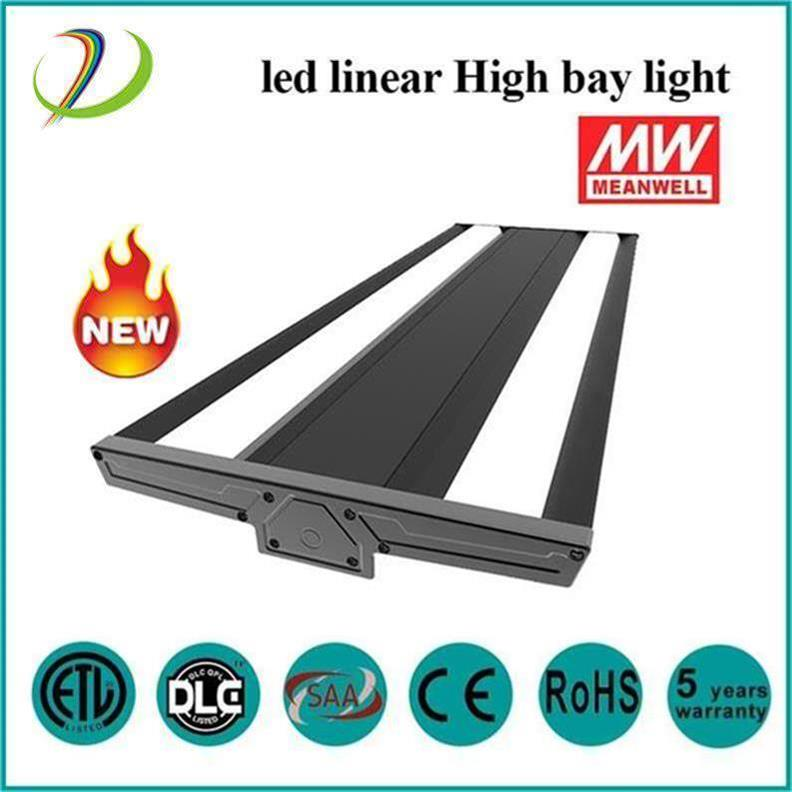 200W Low Profile High Bay Luminaire