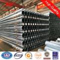 12m 800dan 3mm espesor acero eléctrico poste