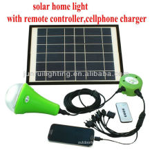 Rechargeable CE solar home lighting;indoor solar lights;decoration solar lighting kits