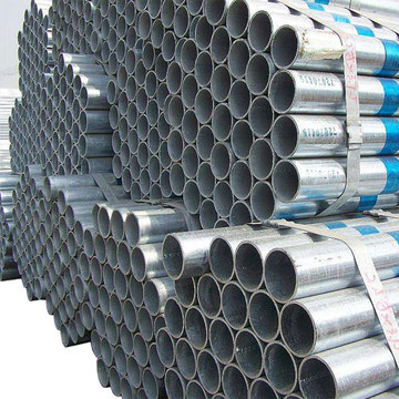 Ketebalan Galvanized Steel Zinc Coating Steel Pipe