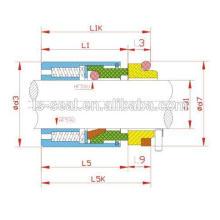Graphitdichtung Wasserdichtung Wasserpumpe Kühlung mechanische Dichtung