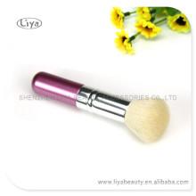 Top quality goat hair makeup powder brush