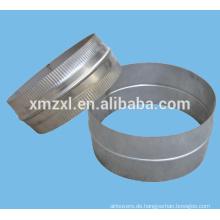 Luftkanal-Kupplung/Spirale paar/Rohr-Fittings