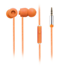 Novo fone de ouvido mãos-livres intra-auriculares para celular
