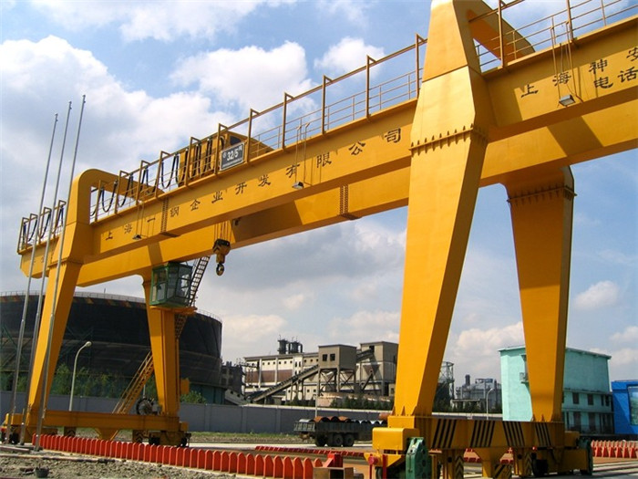 16 Tons Double Girder Gantry Crane