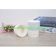 8oz Customized Printed Yogurt Paper Cup