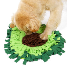 Avocado Dog Sniffing Pad Sniffing Pad IQ Puzzle Healthy Dog Bowl Pad Slow Food Training Blanket