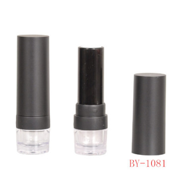 6Ml Dull Polish Black  Lipstick Tube