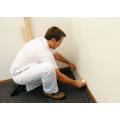 bandada material hotel alfombra nuevos productos ecológicos para decoración de interiores estera de pintura