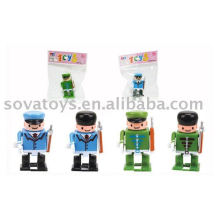 wind up plastic toys policeman