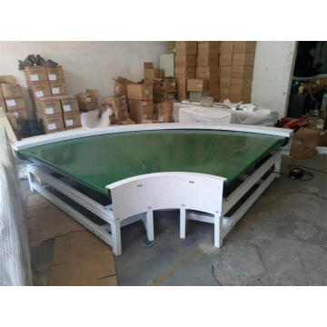 Venta al por mayor Curve Belt Conveyor Turning Table