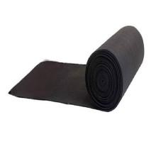 Folha de fibra de filtro de ar de carvão ativado