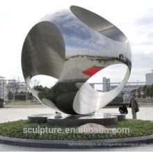 Neue Edelstahl High Quanlity Technologische Skulptur Garten & Outdoor