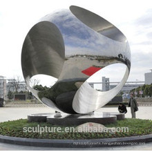 New Stainless Steel High Quanlity Technological Sculpture Garden &Outdoor