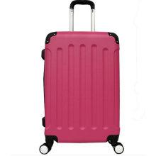 Bagages de chariot rigide de voyage de coque en plastique d'ABS