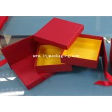 Hochwertige Multilayer Food Packaging Geschenk Schublade Papier Box für Süßigkeiten