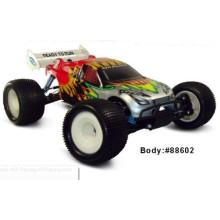 Estilo de brinquedo de controle de rádio e modelo rc estilo de controle de rádio 1/8 escala rc carro