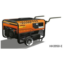 New Model Movable Gasoline Generator (HH3950-E)