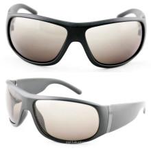 Высокое качество поляризованных бренд-дизайнер баскетбол спортивные солнцезащитные очки (91203)