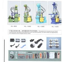 Hl-125g Máquinas de inyección de productos plásticos Precio