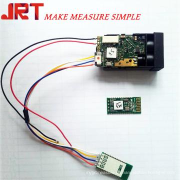 sensor de medición de distancia de láser bluetooth infrarrojo digital