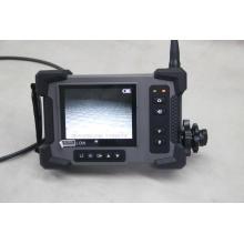 Pressure vessel inspection videoscope
