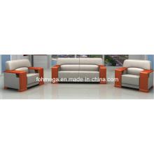 Sofas de banque de canapé de bureau de style japonais (FOH-8088)