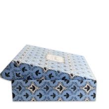 Caja de envío de cartón corrugado