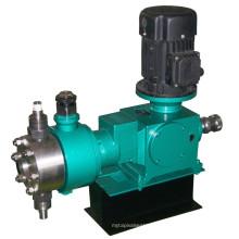 Bomba de diafragma hidráulica de alta pressão para indústria petrolífera e química
