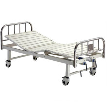 Hospital Furniture Movable Full-Fowler Stainless Steel Head Boards Hospital Bed