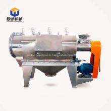 Tamis centrifuge à haute efficacité pour petites particules
