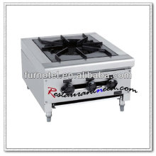 K225 Stainless Steel 1 Burner Clay Pot Gas Burner