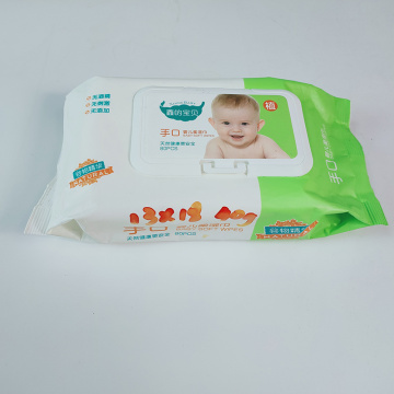 Bamboo Natural Eco-Friendly 80PCS Baby Wipes