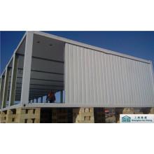 Maison de récipient d'emballage plat (shs-fp-accommodation048)